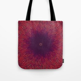 Astral Grass Tote Bag