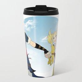 Lon'Qu and Lissa Travel Mug