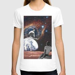 Space Olympics T-shirt