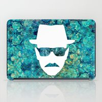 walter white iPad Cases featuring Walter White by Lauren Miller