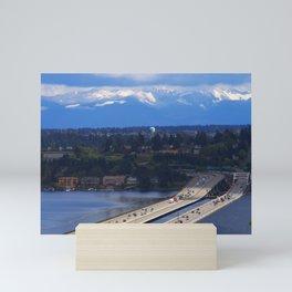 Eastside Mini Art Print