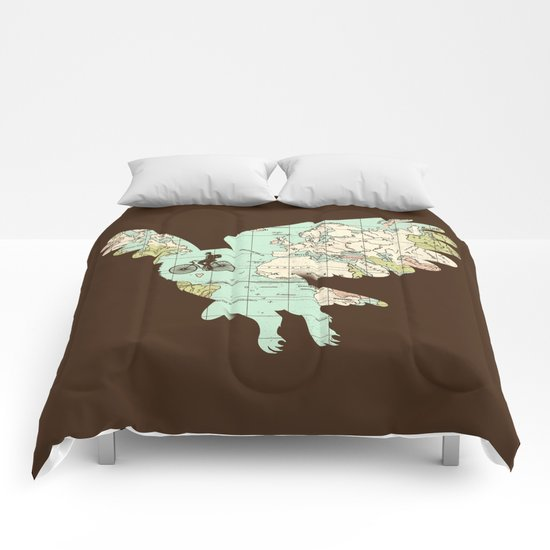 World Traveler Comforters