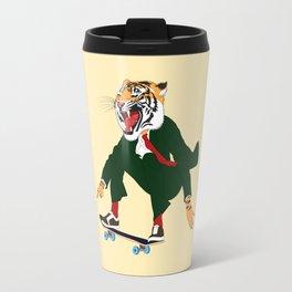 Skate Tiger Travel Mug