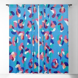 Falling Stars Blackout Curtain