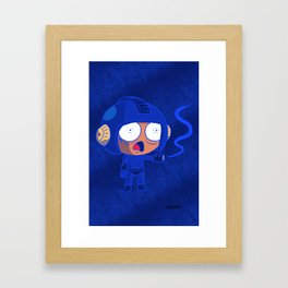Mega Sex Framed Art Print