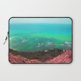 Face of the earth Laptop Sleeve