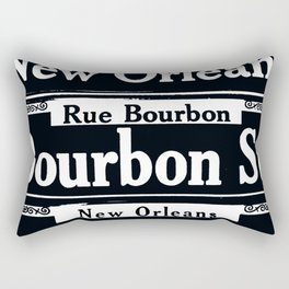 NEW ORLEANS FRENCH QUARTERS Rectangular Pillow