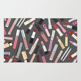 Lipstick Party - Dark Rug