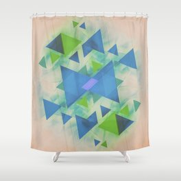 ongoing Shower Curtain