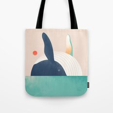 The Great Breach Tote Bag