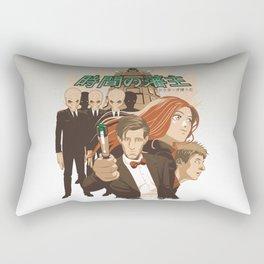 JIKAN NO HANSHU Rectangular Pillow