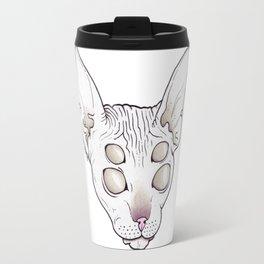 Alien Kitty Travel Mug