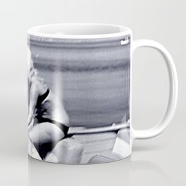 Actress Elke Sommer in the Cote d'Azur 1960's Coffee Mug