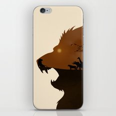 The Lion King iPhone & iPod Skin