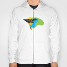 Black-browed Barbet Hoody