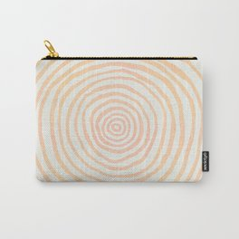 Sweet Premonition Rose Gold Carry-All Pouch