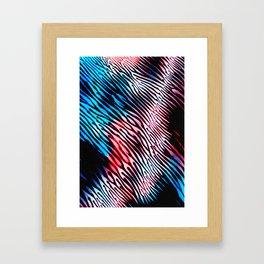 Sensation Framed Art Print