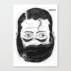 MMXIV Canvas Print