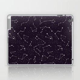 constellations pattern Laptop & iPad Skin