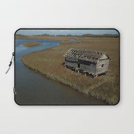 Bald Head Creek Boathouse | Bald Head Island, NC Laptop Sleeve
