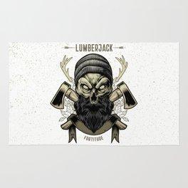 Fortitude (Lumberjack) Rug