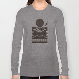 How to be a Good Gunslinger Long Sleeve T-shirt
