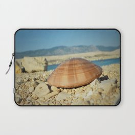 Seashell by the seashore Laptop Sleeve