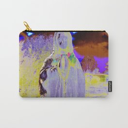 Praying Woman Carry-All Pouch