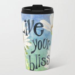 Live Your Bliss Travel Mug