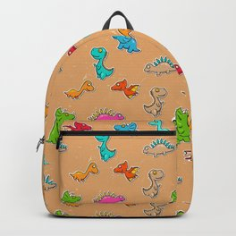 funny baby dinosaurs Backpack