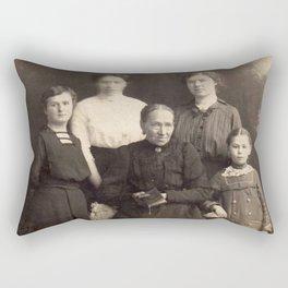 Verschommen Rectangular Pillow