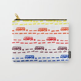 Bus Romance Carry-All Pouch