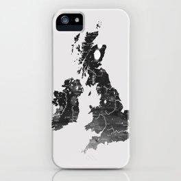The Big Freeze iPhone Case
