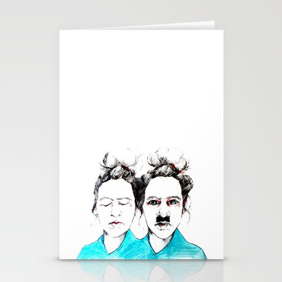 Inner Dictator Stationery Cards