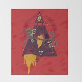 Ouroboros Throw Blanket