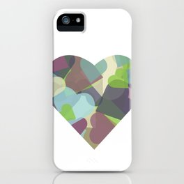 HEARTFUL iPhone Case