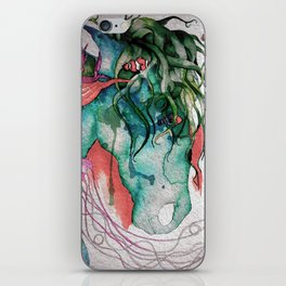 Sea Horse 1 iPhone Skin