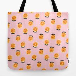 Citrus Lash Tote Bag