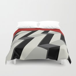 MARCHING Duvet Cover