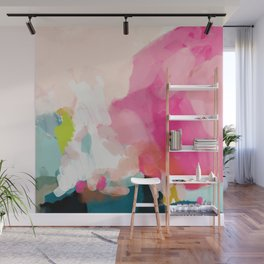 pink sky Wall Mural
