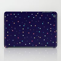 constellations iPad Cases featuring Constellations by Jenna Mhairi