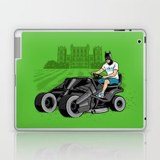 The Bat-mow-bile Laptop & iPad Skin