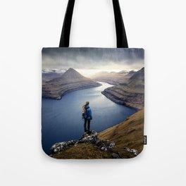 Epic Faroe Islands Tote Bag