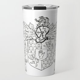 Swormanship Coat of Arms Travel Mug