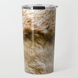 Fluffy Fur Travel Mug