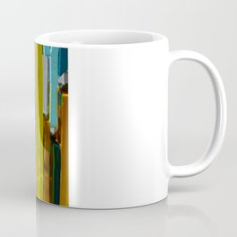 Transpire Glass Coffee Mug