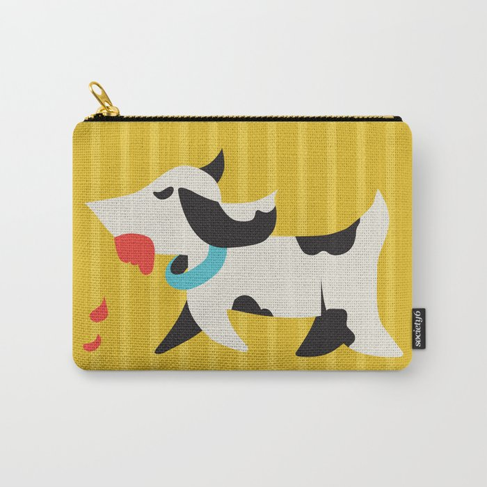 Zombie Dog Harriet Carry-All Pouch