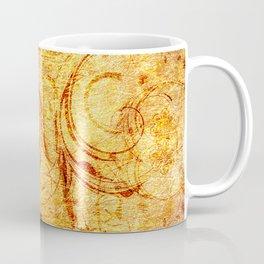 Shabby Brown Coffee Mug