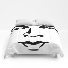 Silent Stars - Rudolph Valentino Comforters