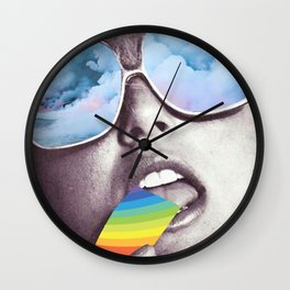 Extasy Wall Clock